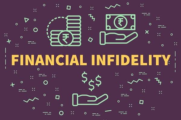 Financial Infidelity