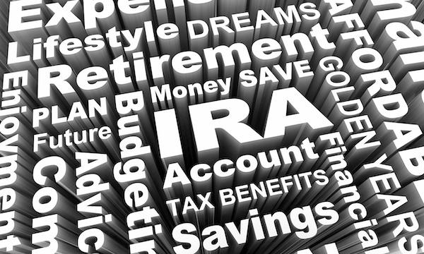 IRA and Retirement Account