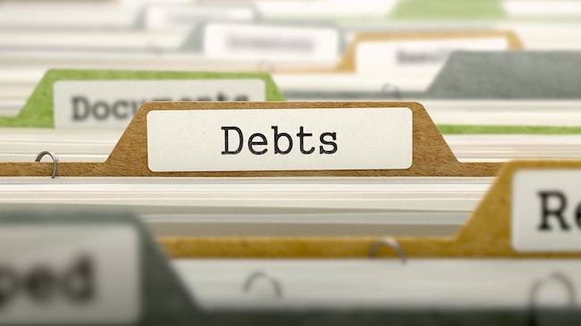 Priority Of Debts