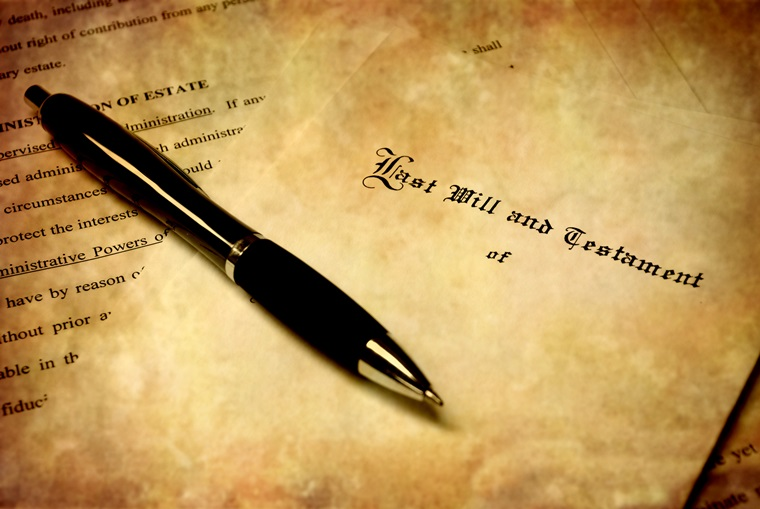 estate planning - will and trusts