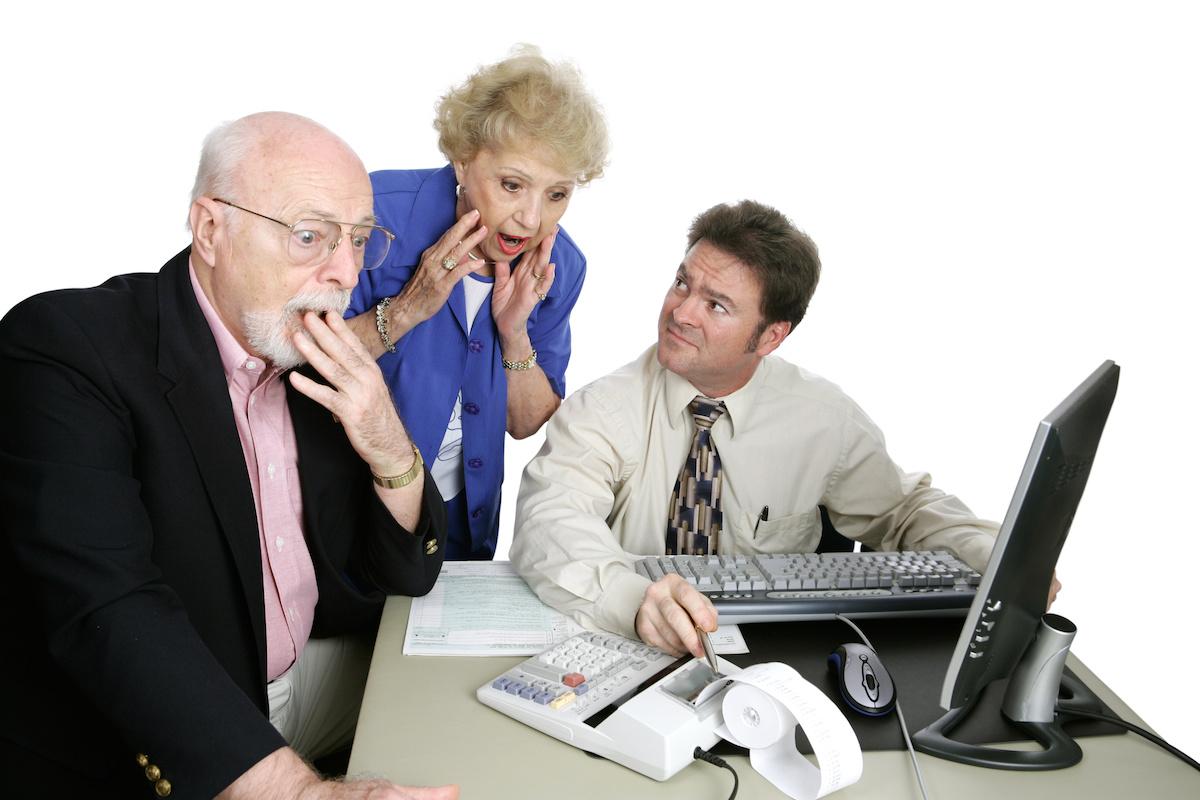 Senior Tax Breaks