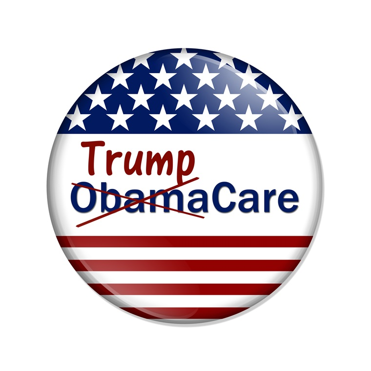 Repealing and replacing the Affordable Care Act healthcare insur